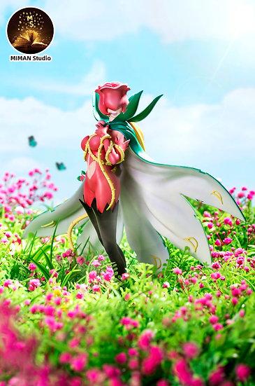 Miman Studio Digimon Rosemon & Palmon