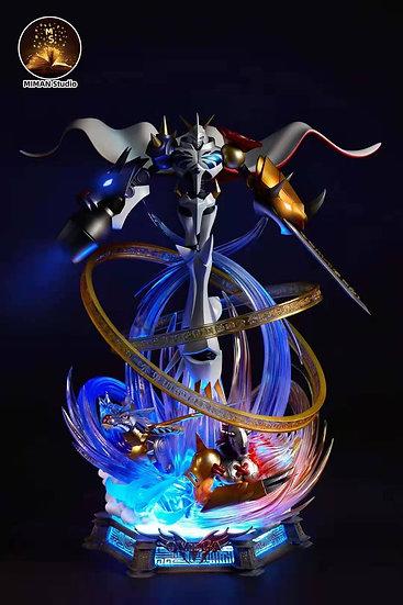Miman Studio - Digimon Omegamon