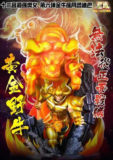 Sheng Yu Studio - Saint Seiya Gold Saint Taurus Aldebaran