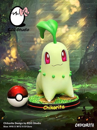 Egg Studio - Pokemon Chikorita
