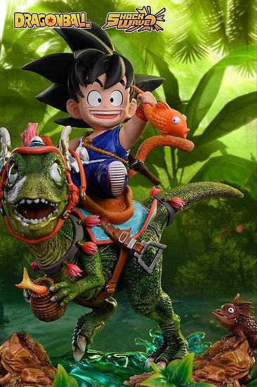 Shock Wave Studio - Dragon Ball Kid Goku