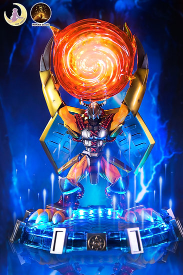 Moon Goddess X MIMAN Studio - Digimon Wargreymon