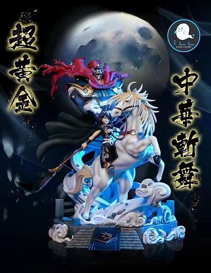 ILL Studio - Shaman King Tao Ren X Bason