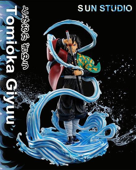 Sun Studio - Demon Slayer Water Hashira Tomioka Giyu