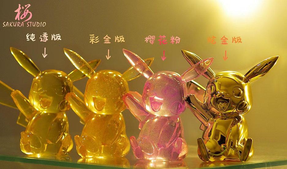 Sakura Studio - Pokemon Pikachu