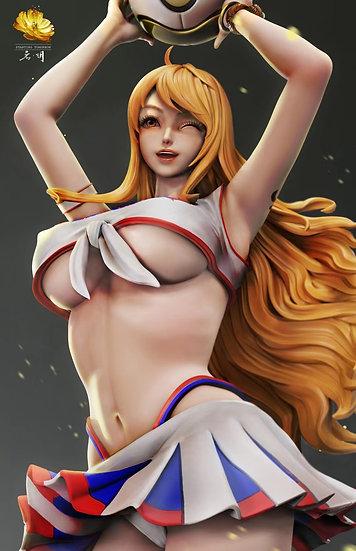 Starting Tomorrow Studio - One Piece Football Cheerleader Nami
