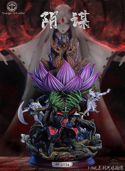 Surge Studio - Naruto Akatsuki Series Black White Zetsu