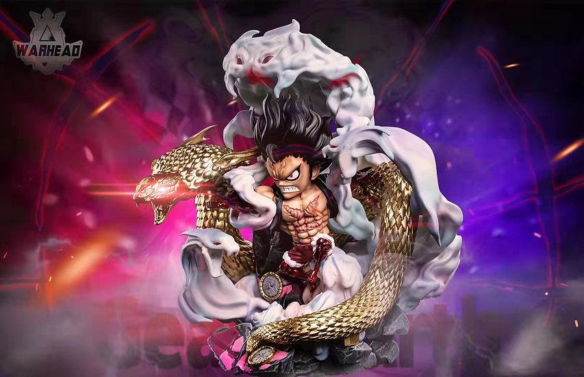 War Head Studio - One Piece Snakeman Luffy