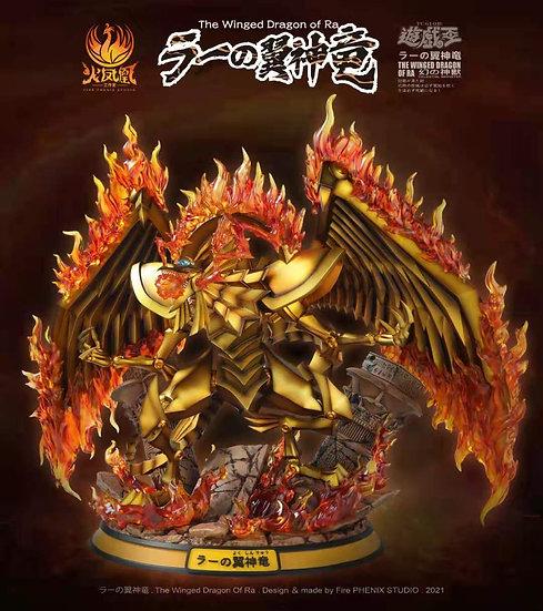 Fire Phoenix Studio - Yu-Gi-Oh The Winged Dragon Of Ra
