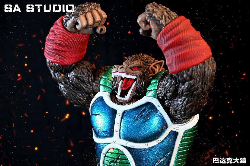 SA Studio - Dragon Ball Oozaru Bardock
