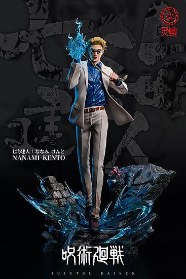 Ling Yu Studio Jujutsu Kaisen Nanami Kento