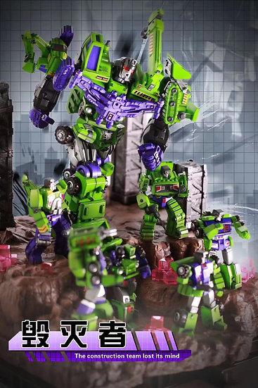 Vandals Studio - Transformer Devastator