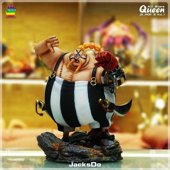 JacksDo Studio - One Piece Queen the Plague