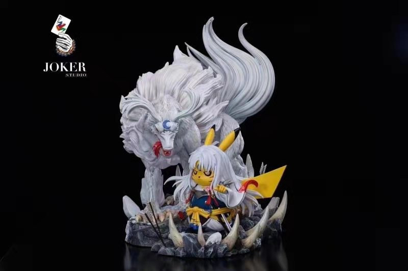 Joker Studio - Pokemon Pikachu cosplay Inuyasha Sesshomaru