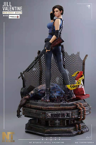 NT Studio - Resident Evil Jill Valentine