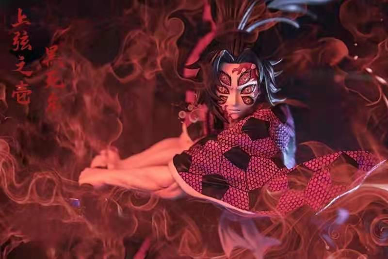 Jian Ke Studio Demon Slayer Upper Moon 1 Kokushibo