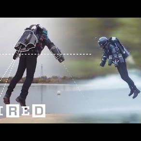 La combinaison d'Iron Man n'est plus si loin : on pourrait voir des courses volantes dès 2019