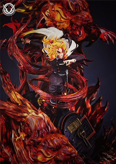 Crossroad Studio - Demon Slayer Flame Hashira Kyojuro Rengoku