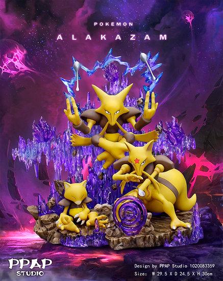 PPAP Studio Pokemon Alakazam Family