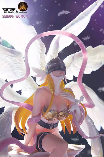 BBA Studio Digimon Angewomon