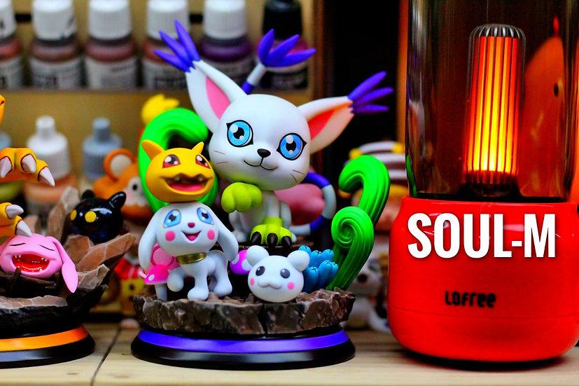 Soul M Studio Digimon Gatomon