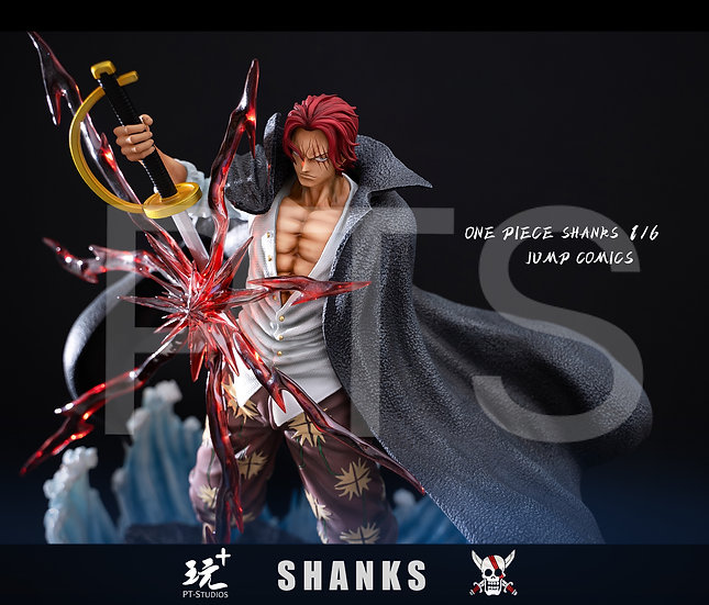 PT Studio - One Piece Four Emperor's Shanks