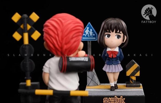 FattBoy - Slam Dunk Akagi Haruko