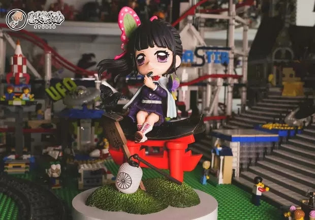 Showhand Studio - Demon Slayer Kanao Tsuyuri