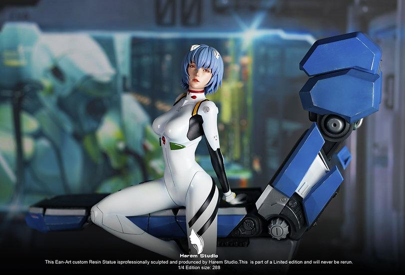 Harem Studio - Neon Genesis Evangelion Ayanami Rei (Exclusive Version)