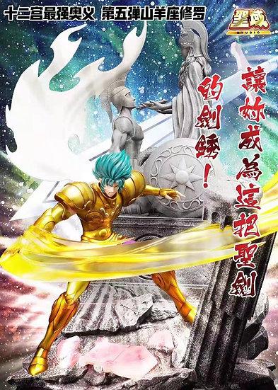 Sheng Yu Studio - Saint Seiya Gold Saint Capricorn Shura