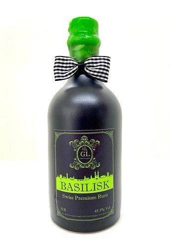 Basilisk Rum 45.3% vol 0.5l