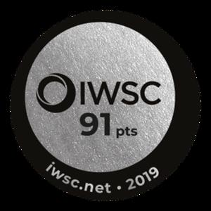 Silbermedaille für Basilisk Dry Gin von ISWC