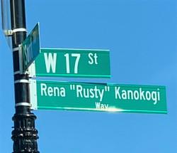 Rusty got her Way!