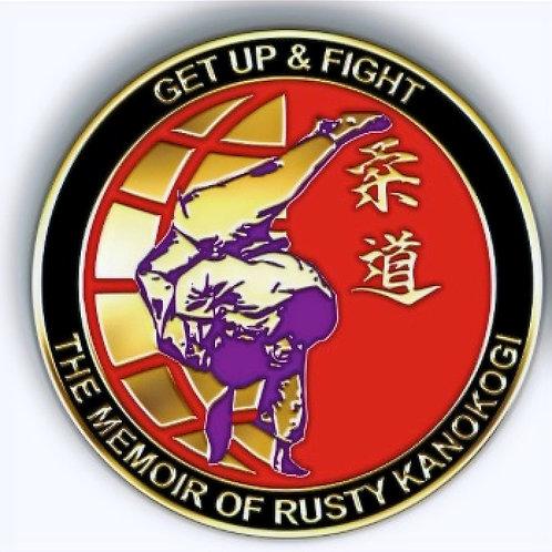 Rusty Kanokogi Collectors Challenge Coin