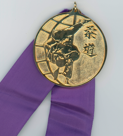 Original gold medal 1WWJC