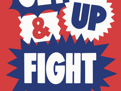 In honor of Women's History Month the Rusty Kanokogi, Get up & Fight Contest