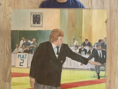"""Round II """"The Rise of Judo with my Mother, Rusty Kanokogi"""""""