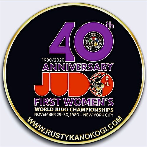 Special Edition 40th Anniversary Challenge Coin