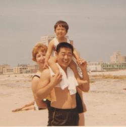 Family photo Hawaii