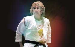 Rusty at the 1988 Olympics