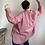 Thumbnail: MARINA RINALDI Oversized Gingham Shirt