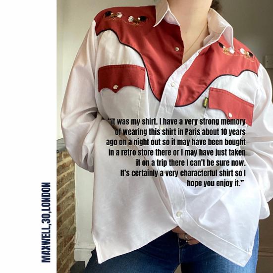 RETRO Western Shirt