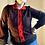 Thumbnail: VINTAGE GRAZIA Balloon Sleeve Polo Shirt
