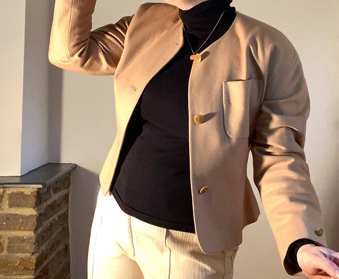 AUSTIN REED Cropped Jacket