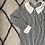 Thumbnail: VINTAGE 80s Large Collar Blouse