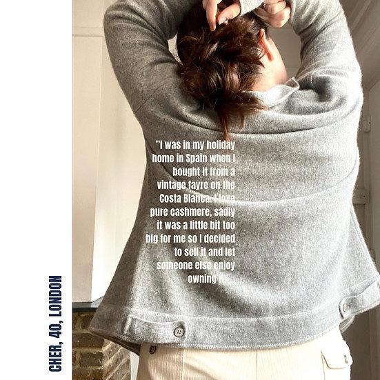 JOE TAFT Pure Cashmere Jacket