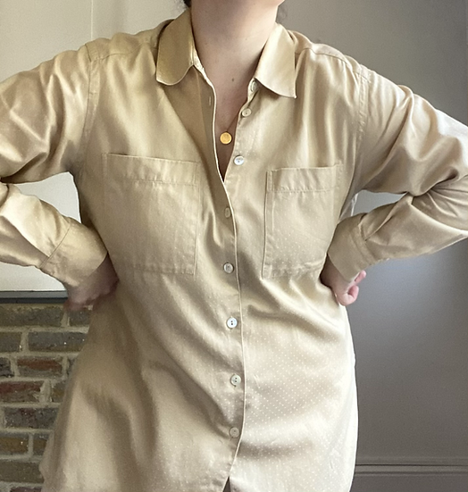 JAEGER Relaxed Fit Shirt