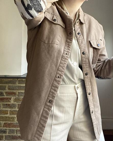 BILLABONG Quilted Chore Jacket