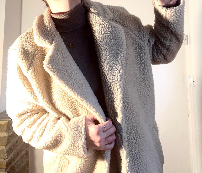 ONLY Shearling Coat