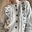 Thumbnail: VINTAGE Floral Knitted Cardigan